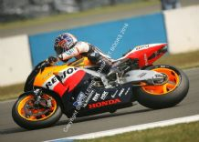 Honda RC211V Dani Pedrosa 2006 Donington Moto GP Photo